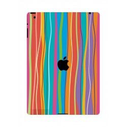 Striped Ipad Cover